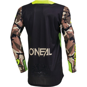 O'Neal Mayhem Lite Jersey Ambush Men, neon yellow